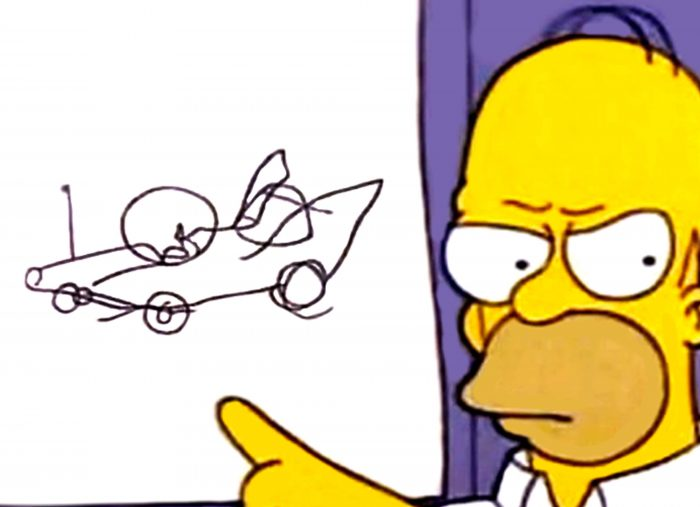 Are you designing Homer Cars?